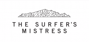 logo of the surfers mistress Italian eatery